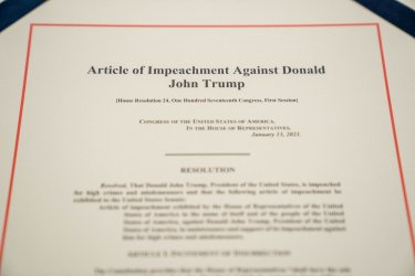 Article of Impeachment