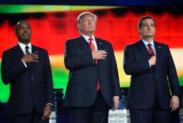 Republican presidential primary candidates fifth debate held in Las Vegas
