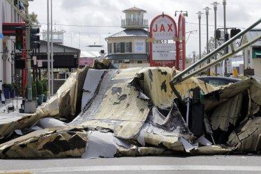 Hurricane Ida Damage In New Orleans