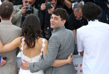 Xavier Dolan attends the Cannes Film Festival