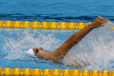 Swimming Prelims at the Tokyo Olympics