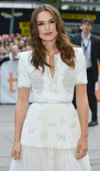 Keira Knightley attends 'The Imitation Game' premiere at the Toronto International Film Festival