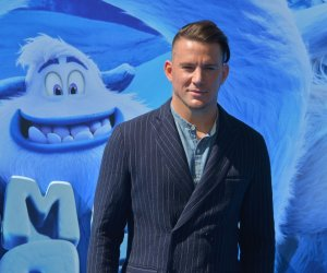 """Channing Tatum attends the """"Smallfoot"""" premiere in Los Angeles"""