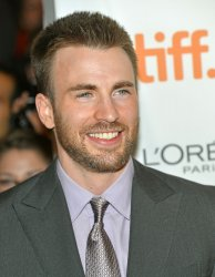 Chris Evans attends 'The Iceman ' premiere at the Toronto International Film Festival