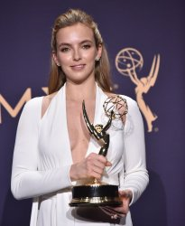 Jodie Comer wins award at Primetime Emmy Awards in Los Angeles