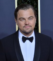 Leonardo DiCaprio attends the 77th Golden Globe Awards in Beverly Hills