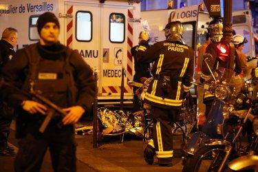 Terrorist attacks kill many in Paris