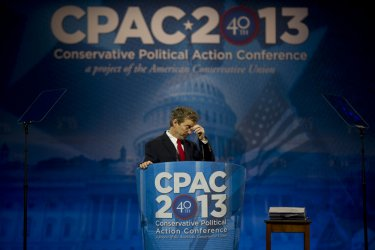 2013 Conservative Political Action Conference in Maryland