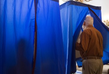 Primay voting in Philadelphia