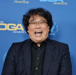 Bong Joon-ho attends the 72nd annual DGA Awards in Los Angeles