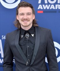 Morgan Wallen attends the Academy of Country Music Awards in Las Vegas