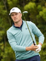 Jordan Spieth in Round 1 of the 2019 U.S. Open