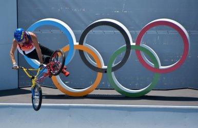 BMX Freestyle Park Final at Tokyo Olympics