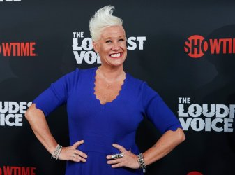 """Anne Burrell at """"The Loudest Voice"""" New York Premiere"""