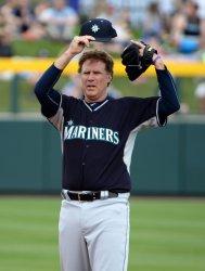 Will Ferrell at MLB, Spring Training