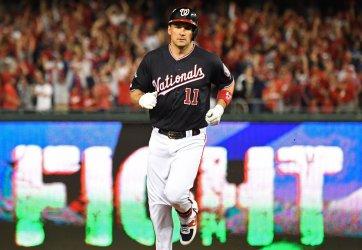 Nats' Ryan Zimmerman hits 3-run homer during NLDS Game 4