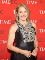 Katie Couric arrives at the TIME 100 Gala in New York