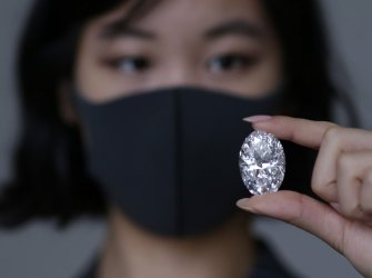 Sotheby's Unveils a 'Perfect' 100+ Carat Diamond in New York