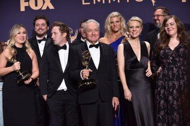 Lorne Michaels wins award at Primetime Emmy Awards in Los Angeles