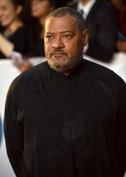 Laurence Fishburne attends the 49th NAACP Image Awards in Pasadena, California
