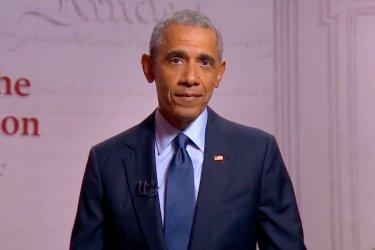 Former President Barack Obama Addresses the 2020 Democratic National Convention