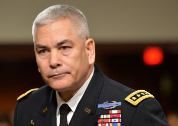 Gen. Campbell Testifies on Afghanistan in Washington, D.C.