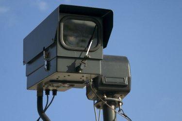 Surveillance cameras in Britain