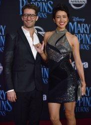 Matthew Morrison attends 'Mary Poppins Returns' premiere in LA