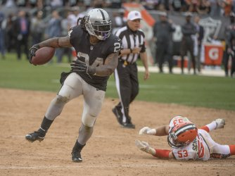 Raiders defeat Browns 45-42 in overtime