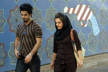 IRAN USA ISSUE