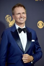 Phil Keoghan attends the 69th annual Primetime Emmy Awards in Los Angeles