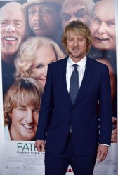Owen Wilson attends 'Father Figures' premiere in Los Angeles