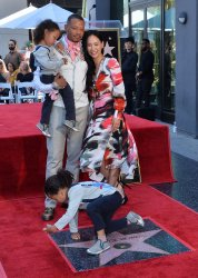 Terrence Howard honored with star on Hollywood Walk of Fame in Los Angeles