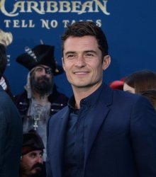 "Orlando Bloom attends the ""Pirates of the Caribbean: Dead Men Tell No Tales"" premiere in Los Angeles"