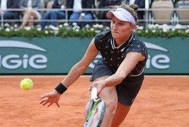 Marketa Vondrousova loses in French Open final