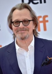 Gary Oldman attends 'The Laundromat' premiere at Toronto Film Festival