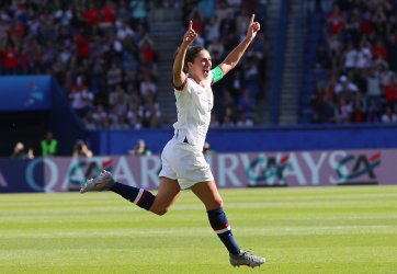 U.S. vs Chile Group Match at the FIFA Women's World Cup in Paris