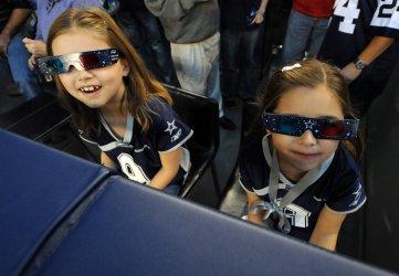 3D Broadcast at Cowboys Stadium.
