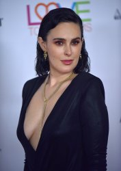 Rumer Willis attends Race to Erase MS gala in Beverly Hills