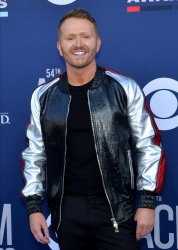 Shane McAnally attends the Academy of Country Music Awards in Las Vegas