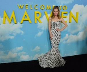 "Leslie Mann attends the ""Marwen"" premiere in L.A."
