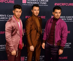 The Jonas brothers attend An Unforgettable Evening, a cancer fundrising event in Beverly Hills