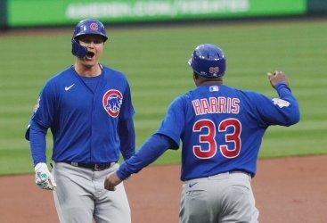 Chicago Cubs Joc Pederson Hits Solo Home Run