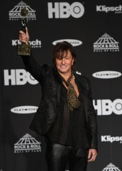 Richie Sambora at the 33rd  Rock and Roll Hall of Fame Induction
