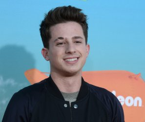 Charlie Puth attends the Kid's Choice Awards in Inglewood, California