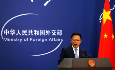 FM Spokesperson Holds Press Conference in Beijing, China