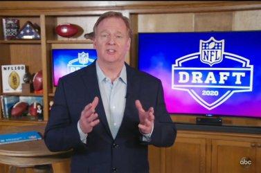 NFL Draft 2020 during Coronavirus pandemic in New York