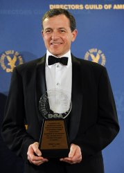 Bob Iger honored at DGA Awards in Los Angeles