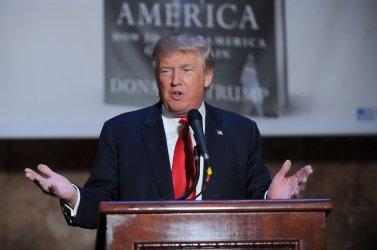 Donald Trump Crippled America book Press Conference