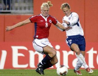 USA VS NORWAY - 2003 FIFA WOMENS WORLD CUP QUARTER FINALS